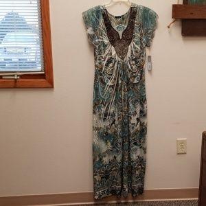 Apt. 9 NWT women's maxi dress size 0X